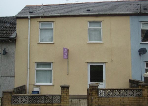 Thumbnail Terraced house to rent in Queen Street, Nantyglo, Ebbw Vale