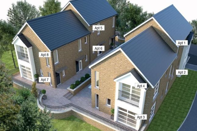 Thumbnail Flat for sale in Lakeview Manor, Belfast Road, Newtownards