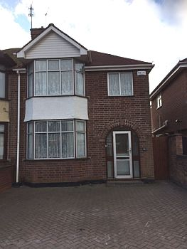 Thumbnail 3 bedroom semi-detached house to rent in 81 St.Helens Road, Leamington Spa