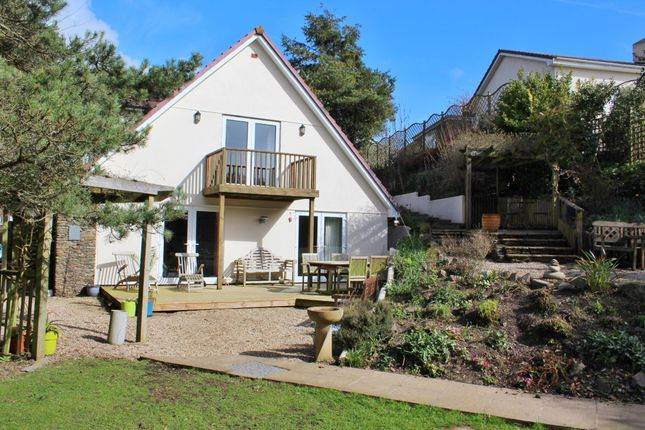Thumbnail Detached house for sale in Stentiford Hill, Kingsbridge
