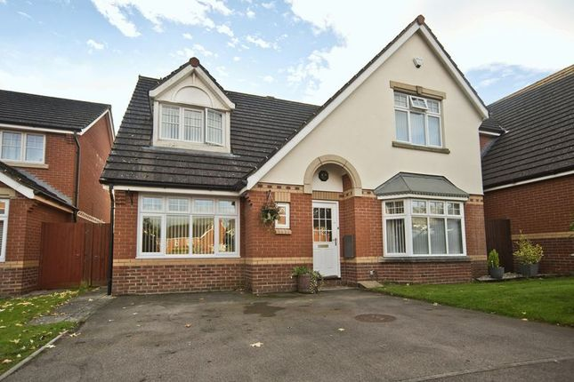 Thumbnail Detached house for sale in Oak Tree Rise, Ross-On-Wye