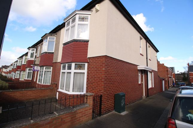 Thumbnail Semi-detached house for sale in Severus Road, Fenham, Newcastle Upon Tyne