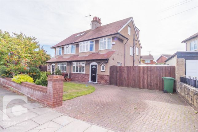 Thumbnail Semi-detached house to rent in Barn Hey Crescent, Meols, Wirral, Merseyside