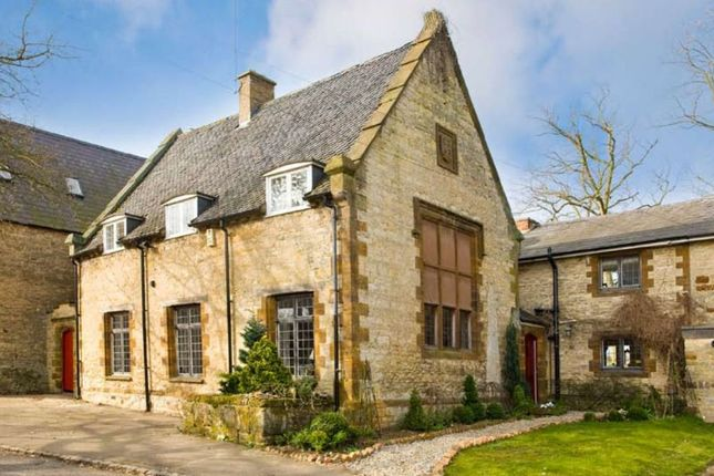 Thumbnail Detached house to rent in Church Street, Cogenhoe, Northamptonshire
