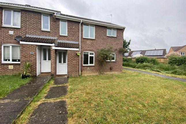 Thumbnail Flat to rent in Alderton Way, Trowbridge, Wiltshire