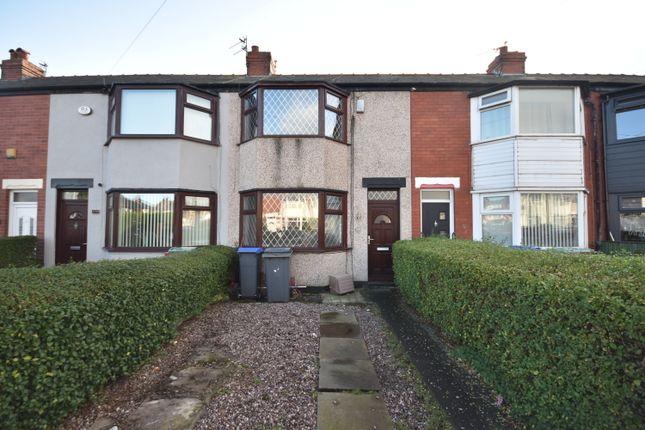 2 bed terraced house to rent in Penrose Avenue, Blackpool FY4