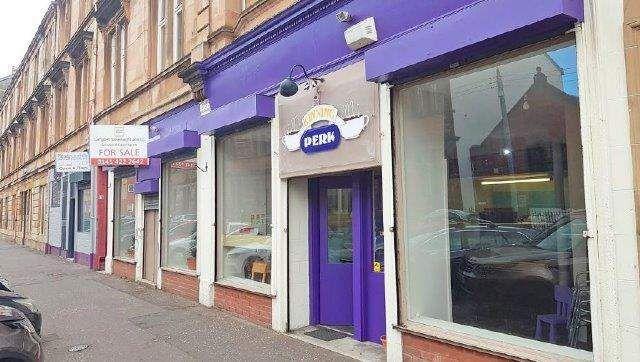 Thumbnail Retail premises for sale in Harvie Street, Govan, Glasgow