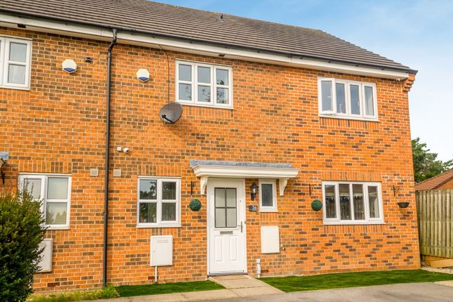 Thumbnail Town house for sale in Shire Road, Morley, Leeds
