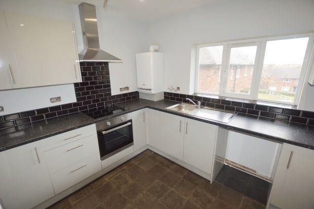 Thumbnail Flat to rent in Stradbroke Drive, Stradbroke, Sheffield