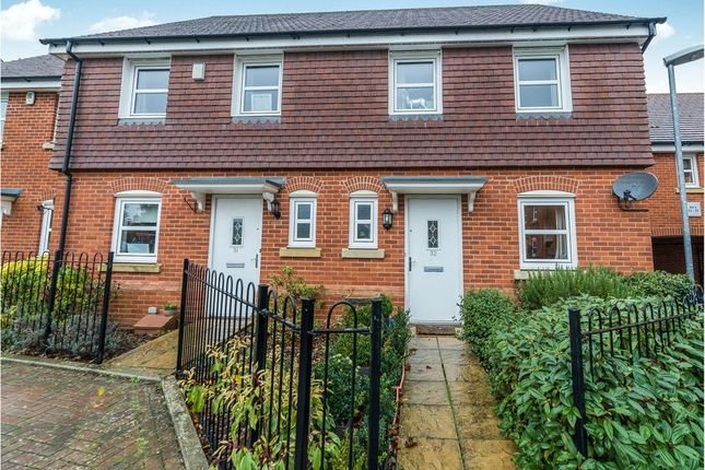 Thumbnail Terraced house to rent in School Close, Downley, High Wycombe