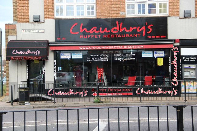 Thumbnail Retail premises for sale in Fore Street Flats, Clive Avenue, London
