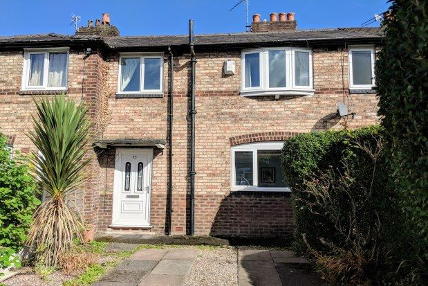 Mews house in  Haldon Road  Manchester  Manchester