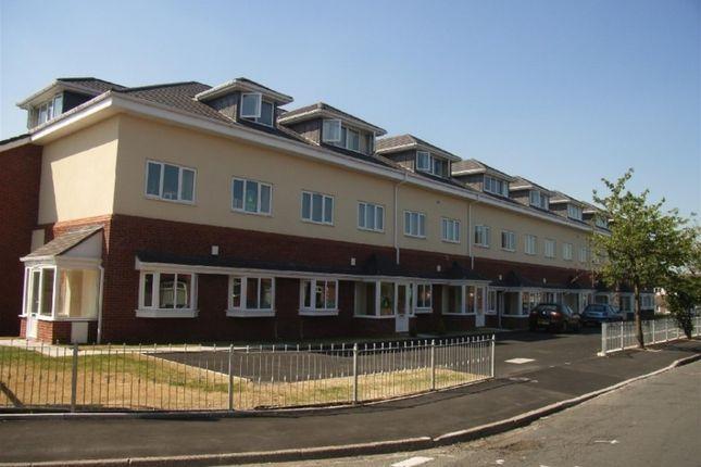 Thumbnail Flat to rent in Moss Lane, Swinton, Manchester
