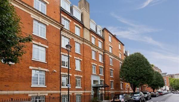 3 bed flat for sale in Flat 314 Marble Arch Apartments, 11 Harrowby Street, London W1H