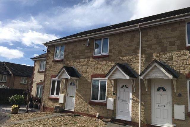 2 bed terraced house to rent in Llwyn Afanc, Cwmrhydyceirw, Swansea SA6