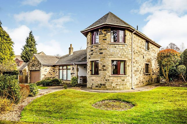 Thumbnail Detached house for sale in Penistone Road, Dogley, Fenay Bridge, Huddersfield, West Yorkshire