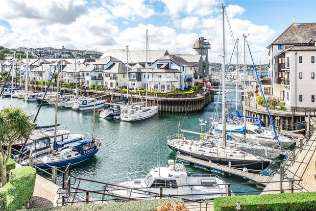 Thumbnail Flat for sale in Pendragon House, St. Smithwick Way, Falmouth, Cornwall