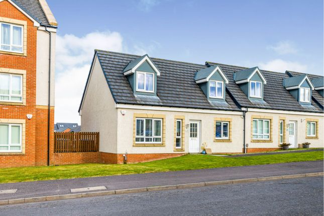 Thumbnail End terrace house for sale in Forge Crescent, Bishopton