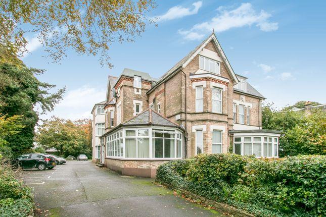 Thumbnail Flat to rent in Merton Court, Bournemouth