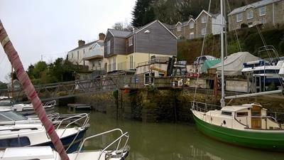 Thumbnail Restaurant/cafe to let in Ground Floor Riverside Premises, Malpas Marine, Malpas, Truro, Cornwall