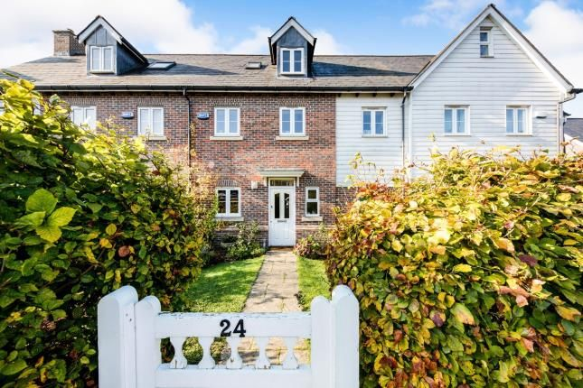 Thumbnail Terraced house for sale in Broomfield, Bells Yew Green, Tunbridge Wells, Kent