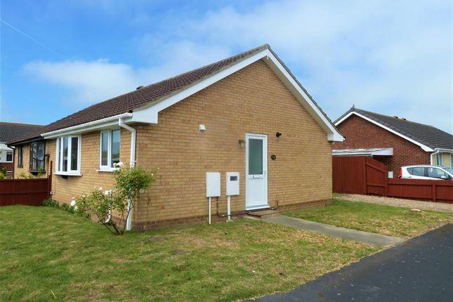 Thumbnail Semi-detached bungalow for sale in Parklands, Mablethorpe