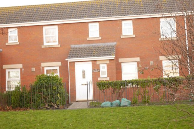 Thumbnail Terraced house to rent in Jay View, Weston-Super-Mare
