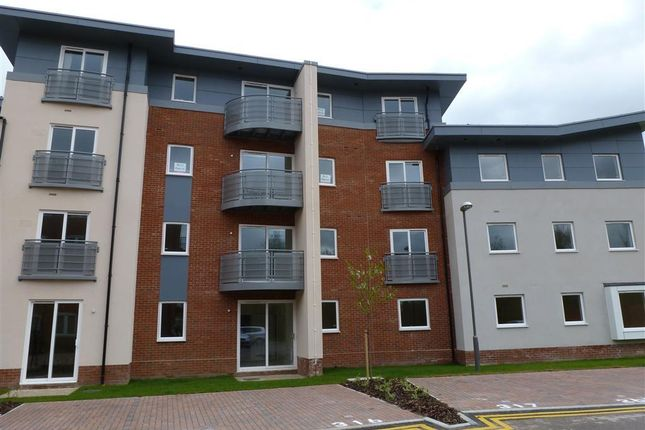 Thumbnail Flat to rent in Coxhill Way, Aylesbury