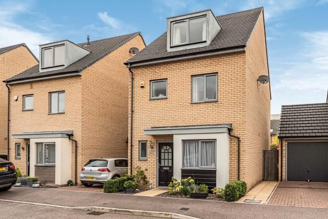 Thumbnail Link-detached house for sale in Drury Lane, Stevenage, Hertfordshire, United Kingdom