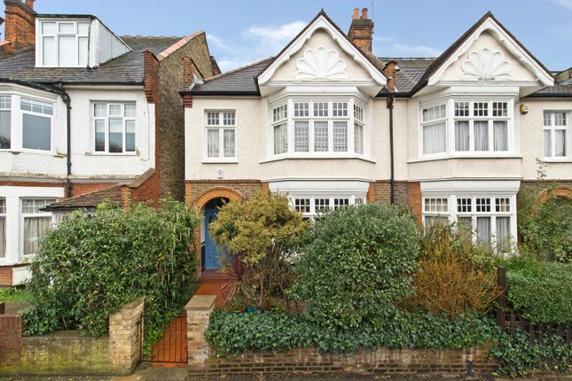 6 Bed Semi Detached House For Sale In Home Park Road Wimbledon