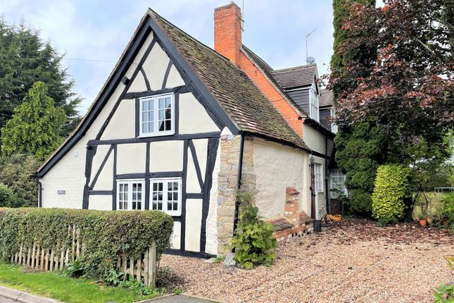 Thumbnail Cottage to rent in Mill Lane, Broom, Alcester