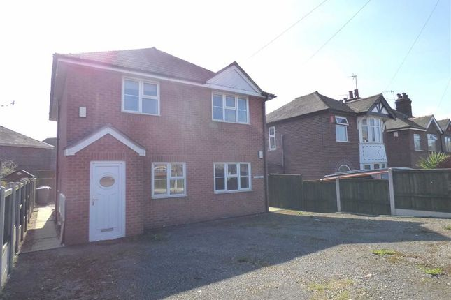 Thumbnail Flat for sale in Wolstanton Road, Chesterton, Newcastle-Under-Lyme