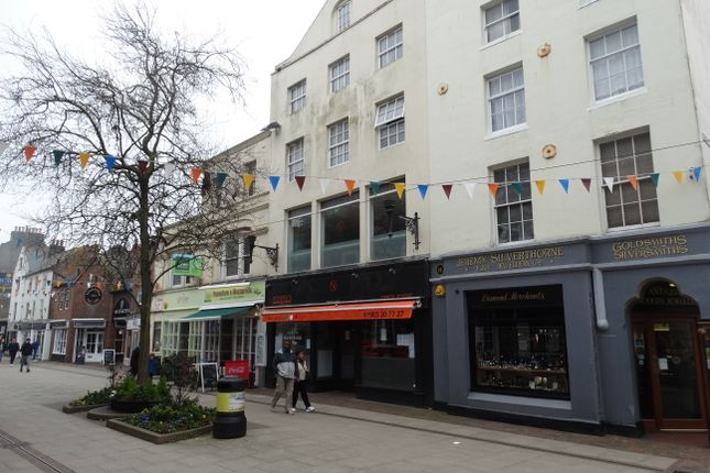 Thumbnail Restaurant/cafe to let in Warwick Street, Worthing