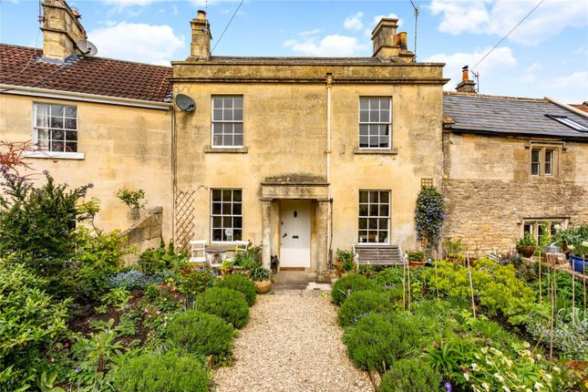 Thumbnail Terraced house for sale in High Street, Bathford, Bath