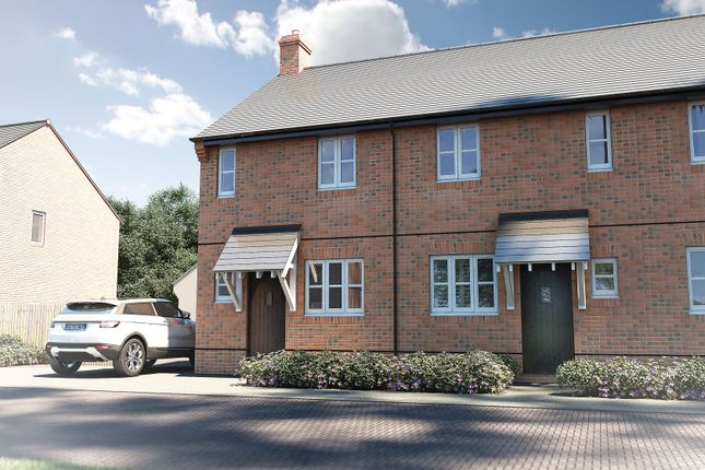 "Thumbnail Property for sale in ""The Melrose"" at Stocks Lane, Winslow, Buckingham"