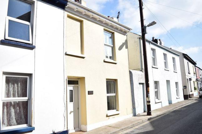 Thumbnail Cottage to rent in Cross Street, Northam, Devon