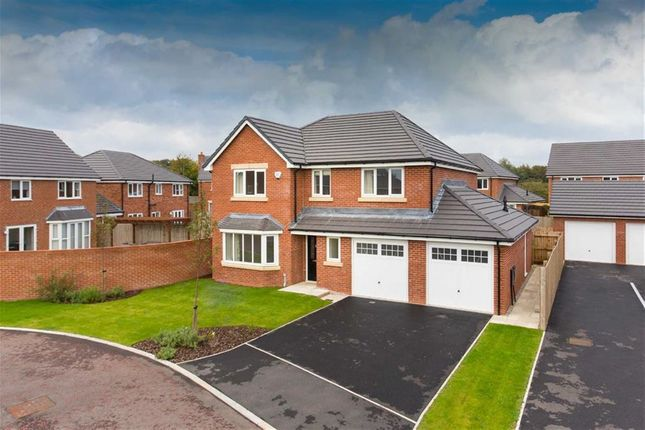 Thumbnail Detached house for sale in Richmond Avenue, Wrea Green, Preston