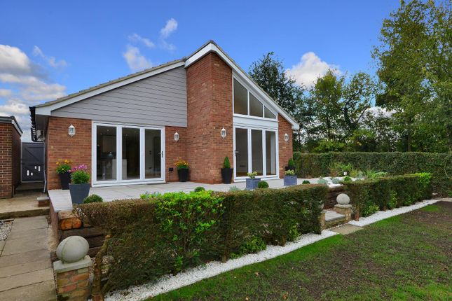 Thumbnail Detached bungalow for sale in Canterbury Road, Selsted, Dover