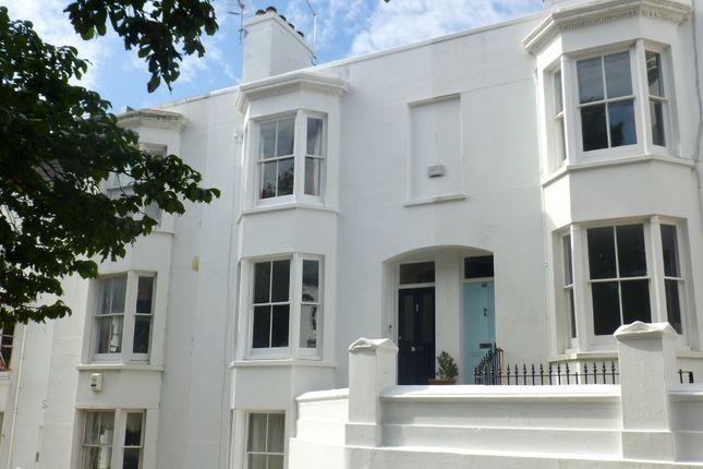 Thumbnail Maisonette to rent in Clifton Terrace, Brighton