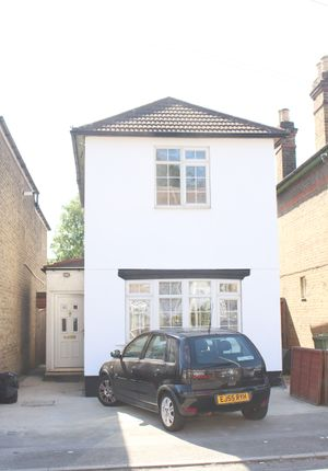Thumbnail Detached house for sale in Hainault Road, Romford