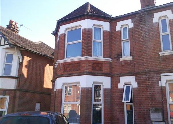Thumbnail Semi-detached house to rent in Alma Road, Available From 1st July 2018, Southampton