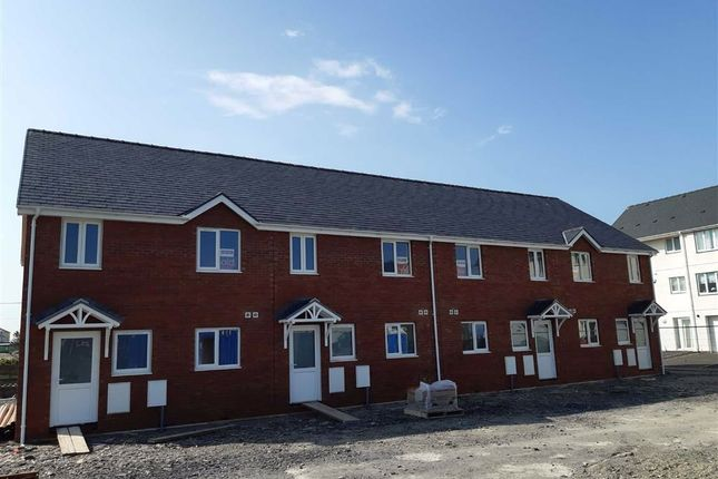 Thumbnail Semi-detached house for sale in Phase 2 New Development, 17, Marine Parade, Tywyn, Gwynedd