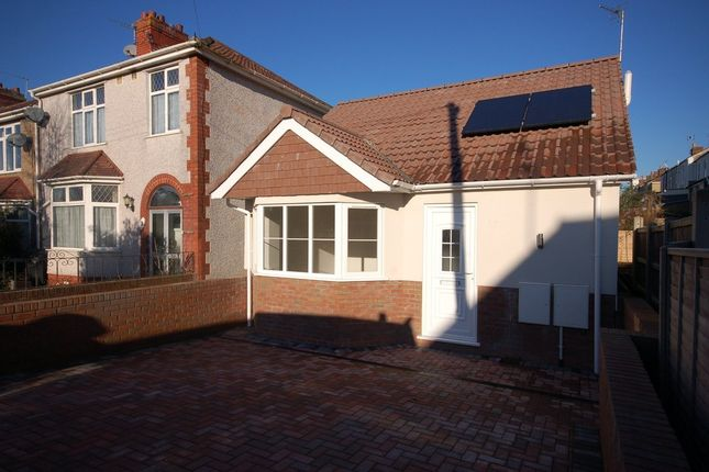 Thumbnail Detached bungalow for sale in Bude Avenue, St. George, Bristol