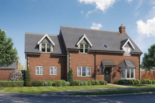 Thumbnail Detached house for sale in Edward Strauss Park, Kingston Bagpuize, Abingdon