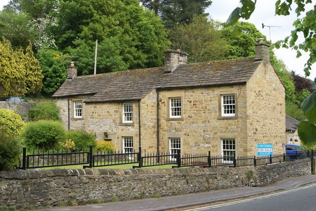 Detached house for sale in Croft Cottages, Coombs Road, Bakewell, Derbyshire