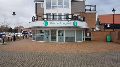 Thumbnail Office for sale in Unit 9, The Quays, Burton Waters, Lincoln, Lincolnshire
