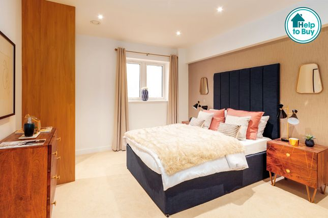Thumbnail Flat for sale in Park View, London