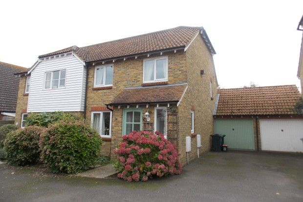 Thumbnail Semi-detached house to rent in William Judge Close, Tenterden