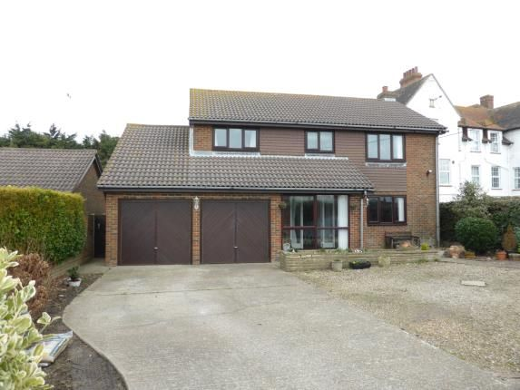 Thumbnail Detached house for sale in St. Andrews Road, Littlestone, New Romney, Kent