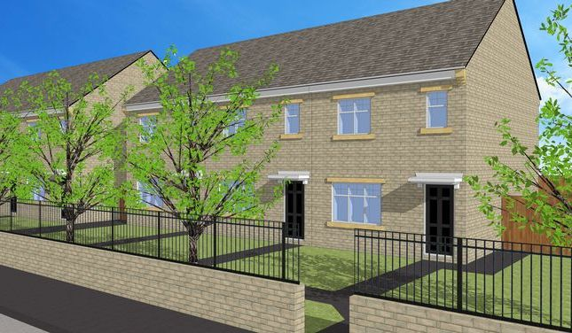 Thumbnail Town house for sale in Plot 1-6, The Rochester At Barfield Court, Morley